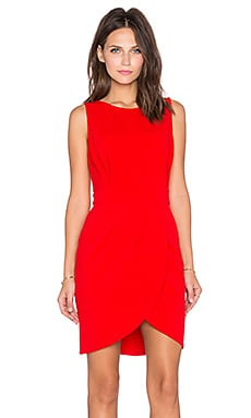 TFNC London Alexis Dress in Red