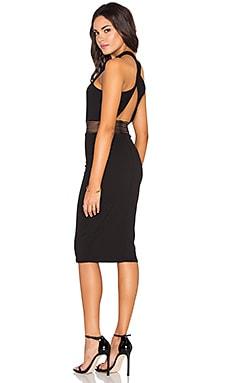 TFNC London Jeda Dress in Black