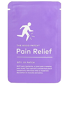 Hemp Infused Pain Relief The Good Patch $12