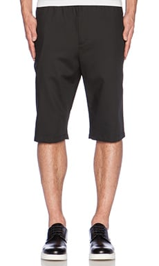 Tiger of Sweden Jogger 3 Shorts in Black