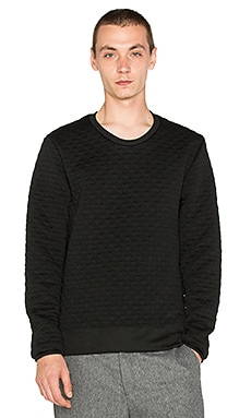 Tiger of Sweden Johnston Pullover in Black