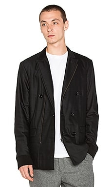 Tiger of Sweden Midi 3 Bz Blazer in Black