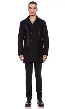 Tiger of Sweden Docklands Coat in Black
