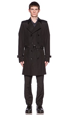 Tiger of Sweden Rembrant Coat in Black