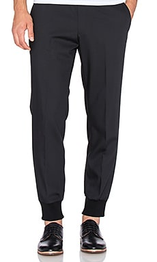 Tiger of Sweden Polyphony Pant in Black