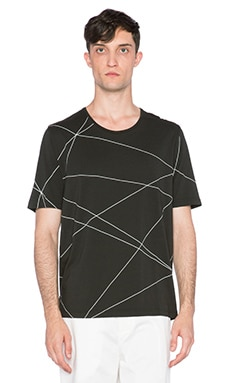 Tiger of Sweden Kernel Tee in Black