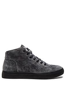 Tiger of Sweden Ygnve 15 Sneaker in Grey Suede