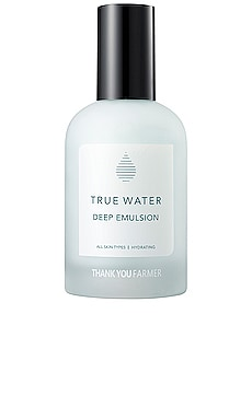 EMULSIÓN TRUE WATER Thank You Farmer $33