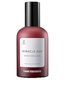 EMULSIÓN MIRACLE AGE REPAIR Thank You Farmer $50