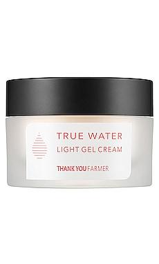 True Water Light Gel Cream Thank You Farmer $38