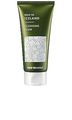 Back to Iceland Cleansing Foam Thank You Farmer $18