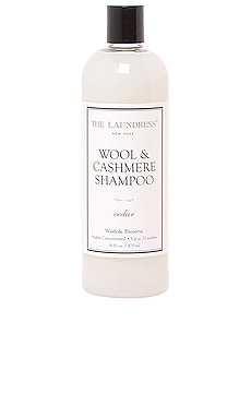 Wool & Cashmere Shampoo The Laundress $20