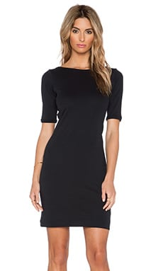 Theory Ermen Dress in Black