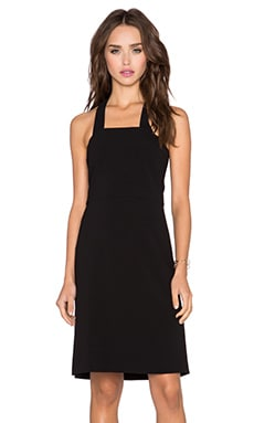 Theory Celia Dress in Black