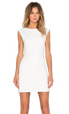 Theory Mystsra Dress in White