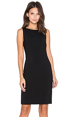 Theory Betty Dress in Black