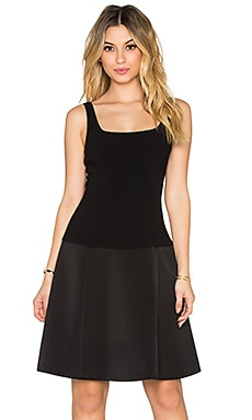 Theory Avanta Dress in Black