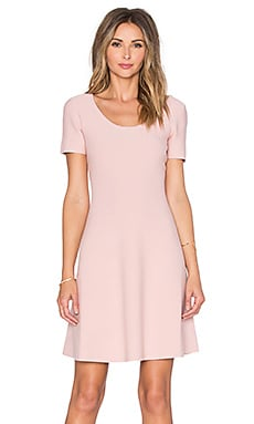 Theory Codris Dress in Blush