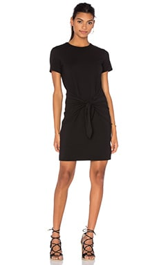 Theory Dakui Dress in Black