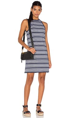 Sonaki Dress in Indigo