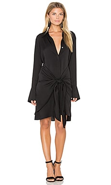 Theory Talbilla Dress in Black