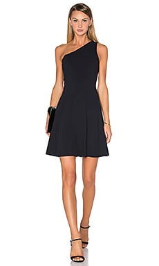 Theory Leainna Dress in Black