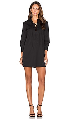 Theory Jullitah Dress in Black