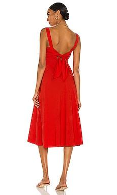 Tie Back Dress Theory $219