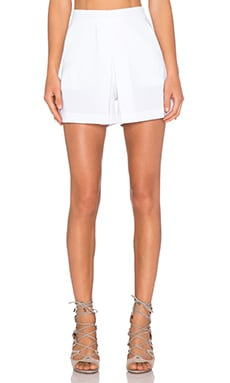 Theory Taminara Short in White