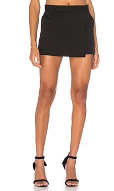 Theory Rileena Skort in Black