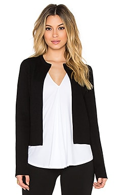 Theory Kilna Cardigan in Black
