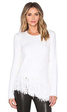 Theory Hudina Sweater in Ivory