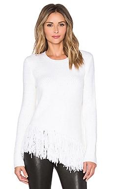 Theory Hudina Sweater in Ivory