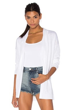 Theory Armelle Cardigan in White