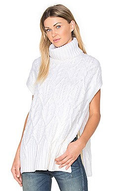 Boseley C Sweater in Ivory