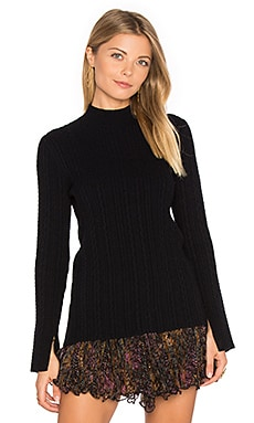 Friselle Sweater in Black