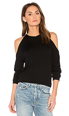 Toleema R Sweater in Black