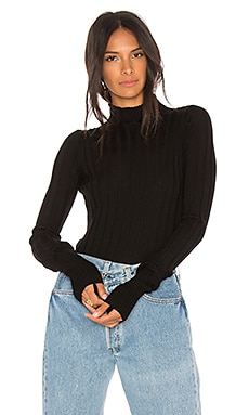 Wide Rib Sweater