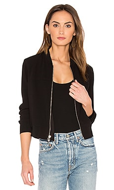 Daryette B Bomber in Black
