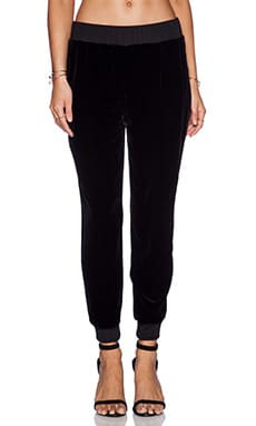 Theory Rumdi Pant in Black