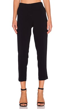 Theory Padra Pant in Black