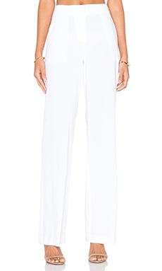 Alldrew Pant in White