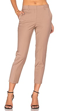 Theory Treeca 2 Pant in Light Truffle