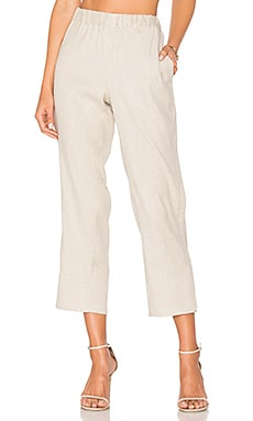 Thorina Pant in Sierra & White