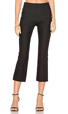 Erstina B Pant in Black