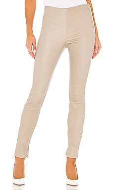 Skinny Leather Legging Theory $558