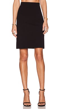 Theory Janleen K Skirt in Black