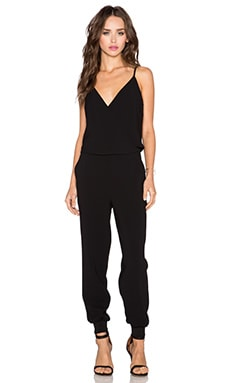 Theory Odila Jumpsuit in Black