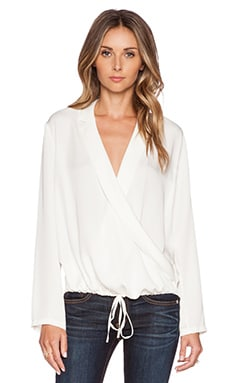 Theory Ilori Top in Ivory