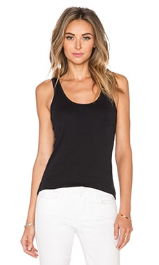 Theory Fliore B Tank in Black